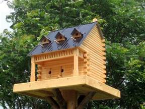 Decorative Bird House Plans