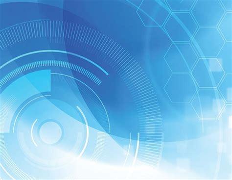 blue digital background vector titanui