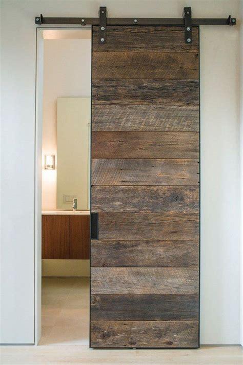 interior sliding barn doors ideas modern bathroom design