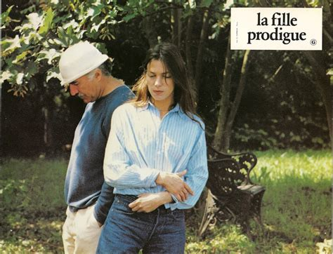 jacques doillon y jane birkin la fille prodigue de jacques doillon