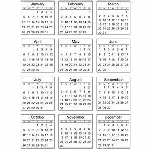 9 best images of 2014 mini calendar for crafting 2014 With 2014 calendar australia template