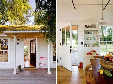 A Back-to-basics Scandinavian Feel Summer Cottage