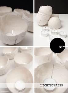 Lampe Aus Pappmache : diy idee raumideen pappmach und diy ideen ~ Markanthonyermac.com Haus und Dekorationen