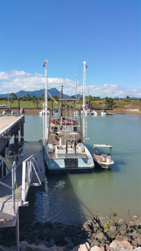 Commercial Fishing Boat Licence For Sale Qld by Prawn Trawler Commercial Vessel Boats Online For Sale