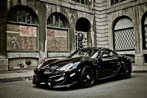 Shiny Black Car|HD Wallpaper - 9to5 Car Wallpapers