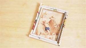 Fabriquer Un Cadre Photo : 5 mani res de fabriquer un cadre photo wikihow ~ Dailycaller-alerts.com Idées de Décoration