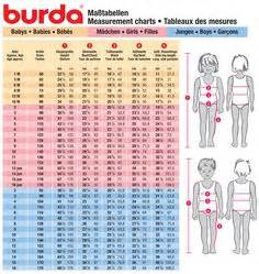 Doll Size Chart Here 39 S Another Even More Detailed Http