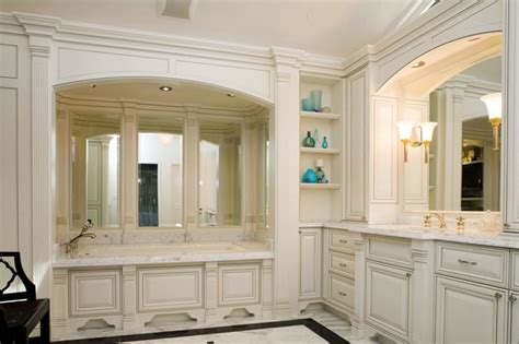 Custom Bathroom Cabinetry   Feist Cabinets and Woodworks, Inc.