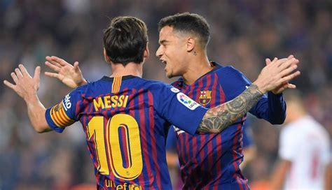 Barcelona vs Sevilla 4-2 GOLES, VIDEO y RESUMEN del ...
