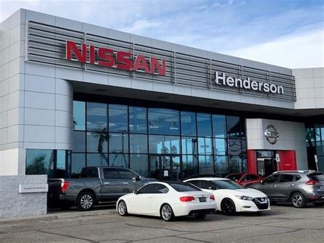 Henderson Nissan by Henderson Nissan Henderson Nv 89014 Car Dealership And