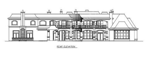 Bellerive House Plan House plans Luxury house plans