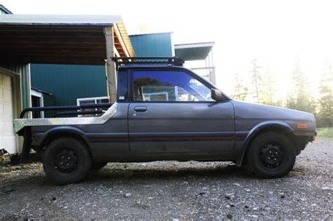 lifted subaru justy just us justy 39 s d the official justy owners club page