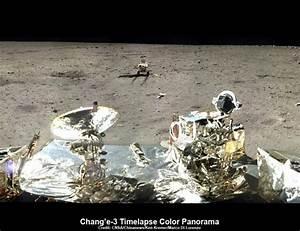Chang'e 3 Photos: China's 1st Moon Lander & Rover Mission