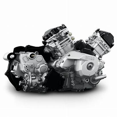 Atv Engine Piranha Outlander Racing Brp