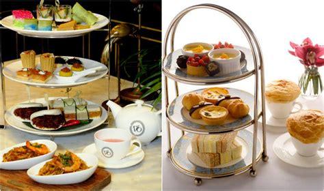 Kitchen Brasserie High Tea Menu by Singapore S Best Weekday High Tea Sets Scones Pastries