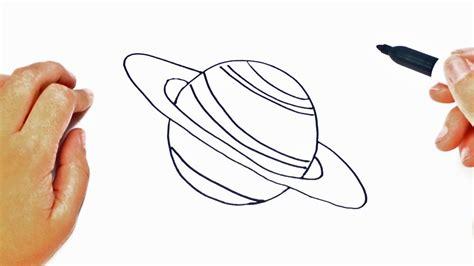 como dibujar  planeta paso  paso dibujo facil de planeta youtube
