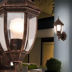 Lampen Für Den Garten : elegante wandleuchte f r den au enbereich nyx i lampen m bel au enleuchten wandbeleuchtung ~ Whattoseeinmadrid.com Haus und Dekorationen