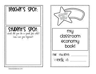 Sending out an SOS and Q and A Time! | Classroom economy ...
