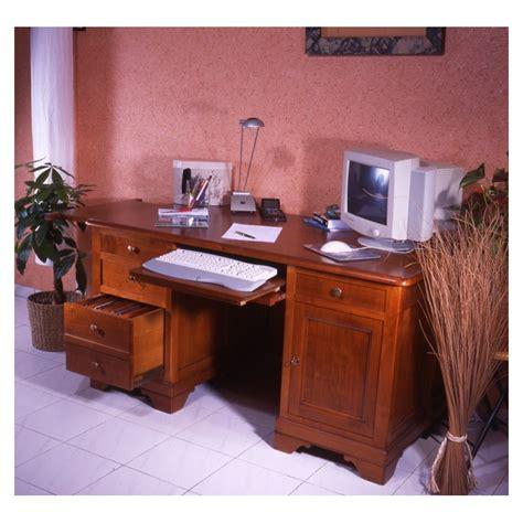 bureau merisier louis philippe grand bureau merisier louis philippe meubles de normandie