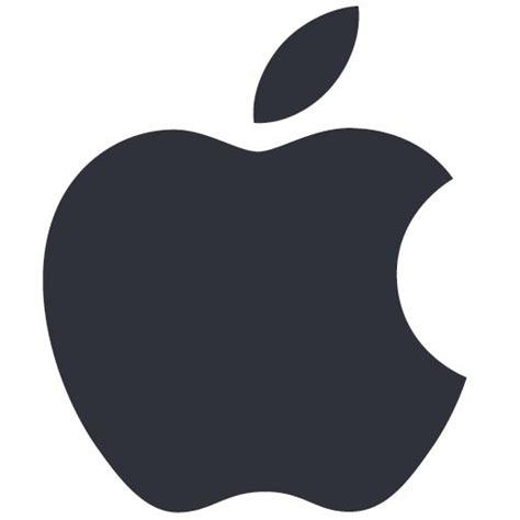 apple logo icon  png app design pinterest