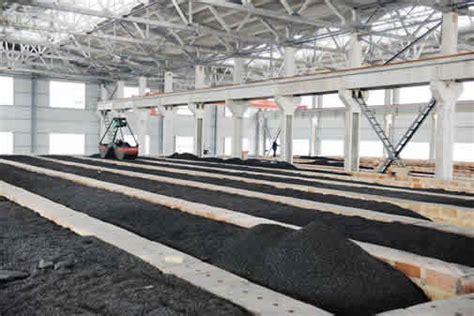 graphitization  graphite electrode production process dancrabon