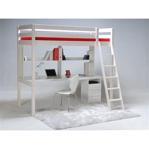 canapé mezzanine lit mezzanine avec canape top lit mezzanine avec bureau