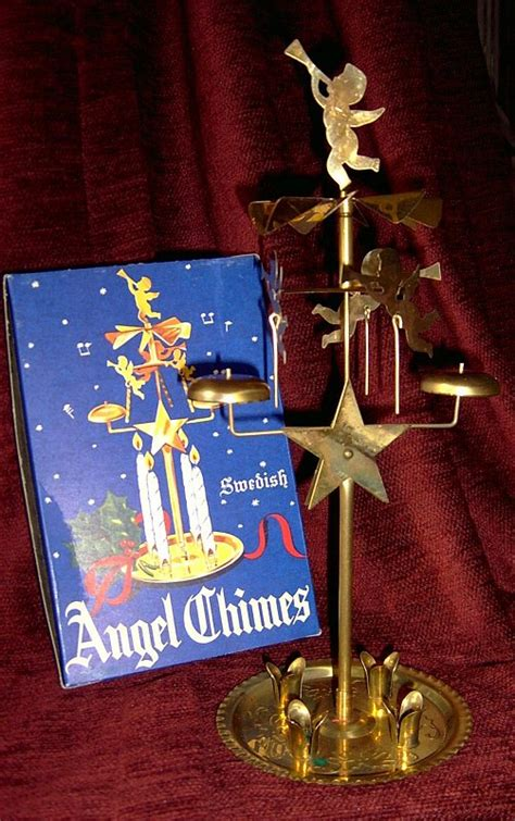 candle powered chimes
