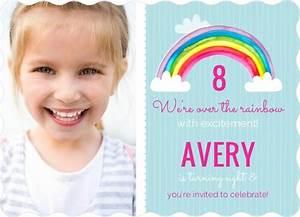 Rainbow Birthday Party Ideas, Invites, Wording, Activities