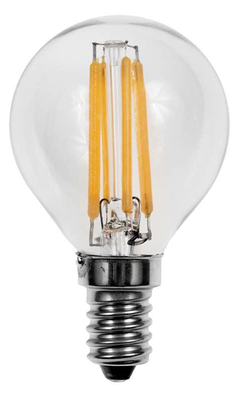 4w filament led golf dimmable ses e14 l023830302