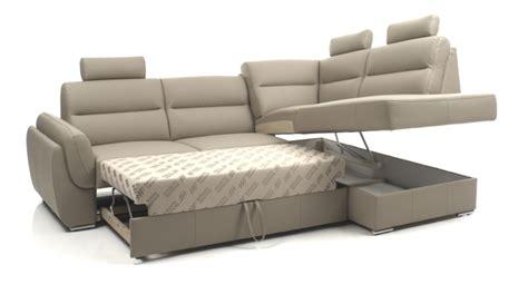 canapé convertible monsieur meuble canapé d 39 angle convertible cuir 7 places pittsburg