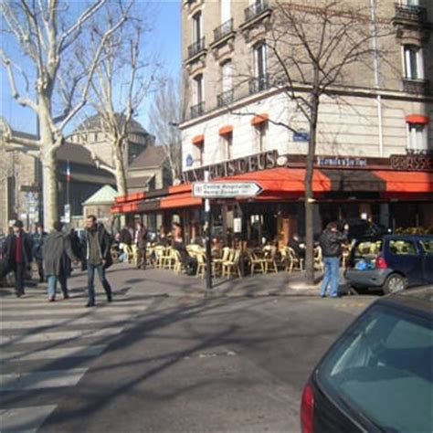 aux trois obus 13 avis brasseries 120 rue michel ange 16 232 me restaurant avis