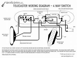Fender 52 Telecaster Wiring Diagram 3 Way Vintage