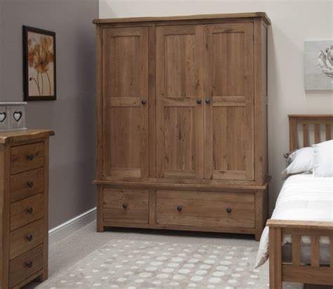 best 15 of large wooden wardrobes