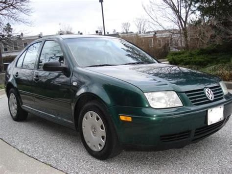 Purchase Used 2001 Volkswagen Jetta Gls Sedan 4-door 2.0l