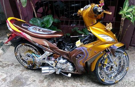 Lu Kota Modif Mx King by Foto Gambar Modifikasi Yamaha Jupiter Mx 135 150 King 5