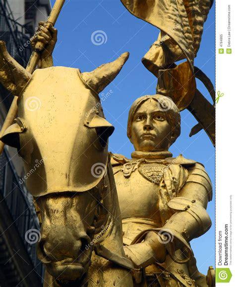 Saint Joan Of Arc France Royalty Free Stock Photo Image