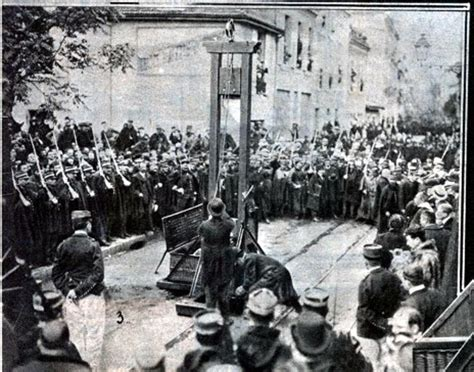 Last Guillotine Execution 1977