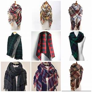 Fall/Winter Scarves - For The Love Of Glitter