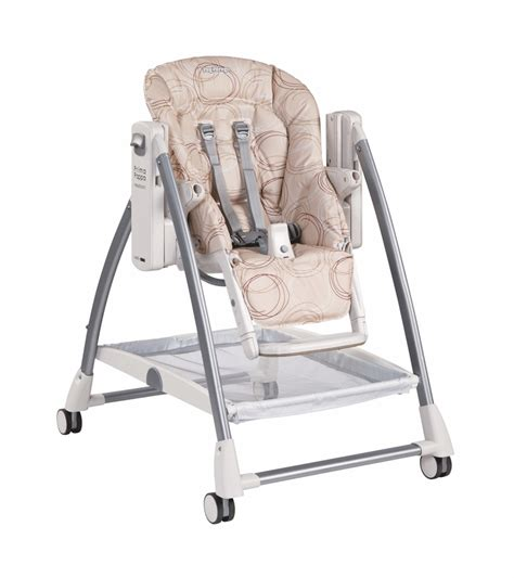 Peg Perego Prima Pappa High Chair by Peg Perego 2010 Prima Pappa Newborn High Chair In Circles