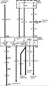 Mercury Headlight Wiring by Need Headlight Switch Wiring Diagram For 1983 Mercury