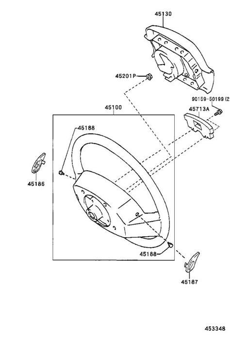 Toyota 4Runner Steering Wheel. DARK. GRAY. Brakes