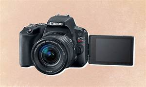 How To Use The Canon Rebel Sl2