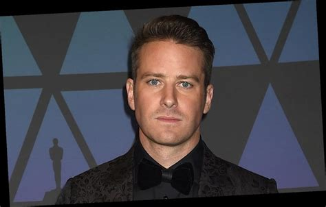 Armie Hammer Says He Realized He Needed Help During ...