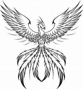 1000 idees sur le theme phoenix drawing sur pinterest With idee de decoration de jardin 17 40 idees de modale de tatouage 224 motifs differents gratuit