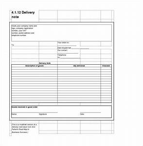 Simple Order Form Template 11 Delivery Order Templates Docs Apple Pages Free