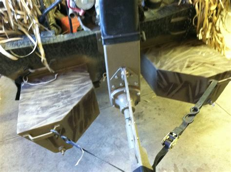 Mud Buddy Duck Boat Blind by Excel Duck Boat Mudbuddy Trailer Sold The Hull
