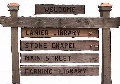 Library Lanier Theological Welcome Houston Foundation Staff
