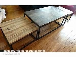 Maison Du Monde Long Island : maison du monde table basse island maison et mobilier ~ Teatrodelosmanantiales.com Idées de Décoration