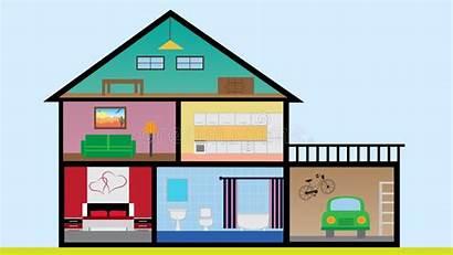 Living Rooms Garage Bedroom Kitchen Flat Loft