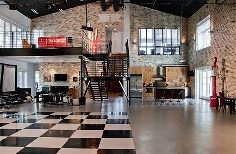 warehouse living space the urban loft myhouseidea